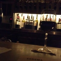 Photo taken at Sonoma Restaurant and Wine Bar by Dan R. on 1/12/2013