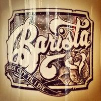 Das Foto wurde bei Barista von Aaron L. am 10/13/2012 aufgenommen