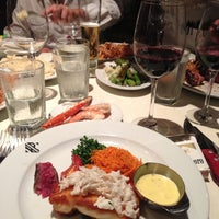 Photo taken at Hyde Park Prime Steakhouse by SJ on 4/29/2013