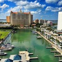 Photo taken at Hyatt Regency Sarasota by SJ on 4/27/2013