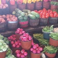 Photo taken at Dallas Farmers Market by Michelle B. on 7/21/2013