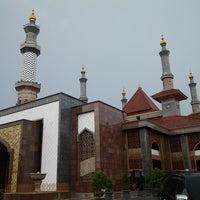 Photo taken at Masjid Raya At Taqwa Kota Cirebon by Nadya M. on 2/8/2015