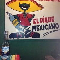 Photo taken at El Pique Mexicano by Luis A. P. on 4/7/2013