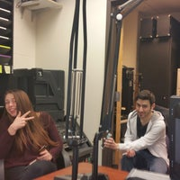 Photo taken at Lancer Radio @ College of Lake County by Jeff S. on 2/28/2015