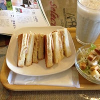 Photo taken at HUBS CAFE by Taishi on 11/22/2012