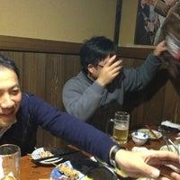 Photo taken at 鳥吉 by Makoto H. on 11/10/2012