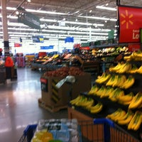 Photo taken at Walmart Supercenter by RC Cola on 12/29/2012