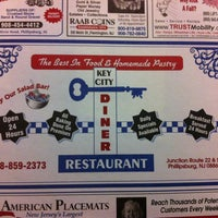 Photo taken at Key City Diner by RC Cola on 12/6/2012