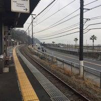 Photo taken at Mizushiri Station by suehiroT800 on 2/17/2017