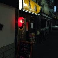 Photo taken at 鳥福 by suehiroT800 on 10/11/2014