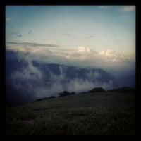 Photo taken at 三峰山 by Tatsuya O. on 9/15/2012