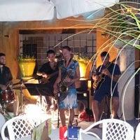 Photo taken at El Pati Blau de Can Trona by Alex B. on 8/14/2014