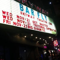 Photo taken at Skyway Theatre by Kevin G. on 11/22/2012