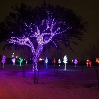 Photo taken at Vitruvian Park by Kevin G. on 12/26/2012
