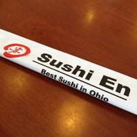 Photo taken at Sushi En by Christian A. on 3/29/2013