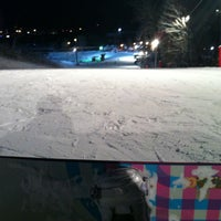 Photo taken at Sunburst Ski Area by Becky K. on 2/21/2013