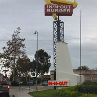 Photo taken at In-N-Out Burger by Emilee P. on 12/29/2012