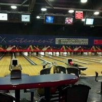 Photo taken at Xcalibur Bowling Centre by Ben K. on 9/20/2012