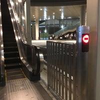 6/22/2018に定期 (.が大泉学園駅北口バス停で撮った写真