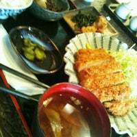 Photo taken at 焼きしゃぶ ぽん太 by Yu S. on 6/10/2013