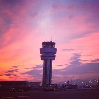 Photo taken at Sofia Airport (SOF) by Ivo Y. on 1/14/2013
