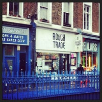 Photo taken at Rough Trade Records (West) by Darren B. on 2/1/2013