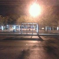 Photo taken at Bornova Metro Otobüs Durağı by Ufuk S. on 10/3/2012