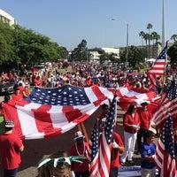 Photo taken at Santa Monica Civic Auditorium by Phil B. on 7/4/2014