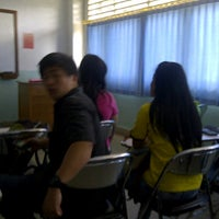 Photo taken at Ruang 302 STIE Musi Palembang by Carlos S. on 11/21/2012