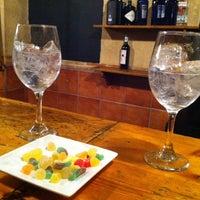 Photo taken at El Bodegon Restaurante - Mesón by Gustavo L. on 3/15/2014