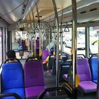 Photo taken at SMRT Buses: Bus 190 by Zhi Hao on 5/22/2013