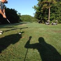 Photo taken at Bent Creek Golf Course by Daniel B. on 7/6/2013