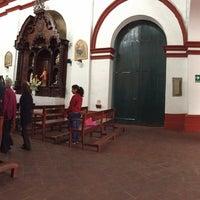 Photo taken at Iglesia Belén by Oswaldo R. on 10/8/2016