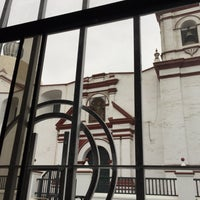 Photo taken at Iglesia Belén by Oswaldo R. on 10/7/2016