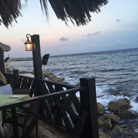 Photo taken at Scampi's Curacao by Renate A. on 7/16/2017