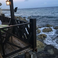 Photo taken at Scampi's Curacao by Renate A. on 7/21/2017
