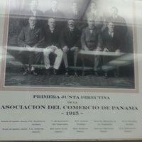 Photo taken at Cámara de Comercio, Industrias y Agricultura de Panamá by Antonio M. on 2/25/2015
