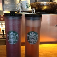 Photo taken at Starbucks by Daniela S. on 9/28/2012