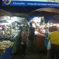 Photo taken at ตลาดสดราชพัสดุ กรมธนารักษ์ by Duen T. on 1/1/2014