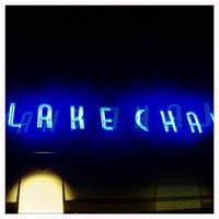 Photo taken at The Lake Chalet Seafood Bar & Grill by Damian K. on 11/18/2012