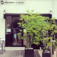Photo taken at CONCENT MARKET by Daisuke K. on 6/5/2014