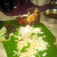 Photo taken at Warong Nasi Ayam Pak Ali by Hagia Zandra Sophia on 12/24/2013