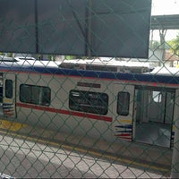 Photo taken at KTM Line - Rawang Station (KA10) by Rein W. on 12/23/2012