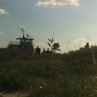 Photo taken at Hatteras-Ocracoke Ferry: Ocracoke Terminal by Jon B. on 8/24/2013