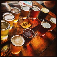 Photo taken at Three Creeks Brewing Co. by Sara A. on 6/24/2013