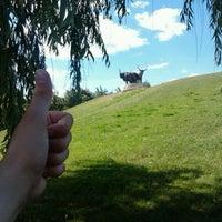 6/13/2013 tarihinde Remus S.ziyaretçi tarafından Bikás Park'de çekilen fotoğraf