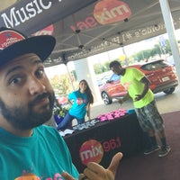 Photo taken at Red McCombs Superior Hyundai by Jc C. on 8/27/2016