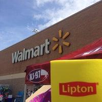 Photo taken at Walmart Supercenter by Jc C. on 8/2/2014