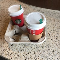 Photo taken at Starbucks by Lucky P. on 12/21/2015