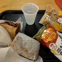 Photo taken at Potbelly Sandwich Shop by Cray C. on 5/18/2017